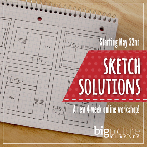 Sketch solutions