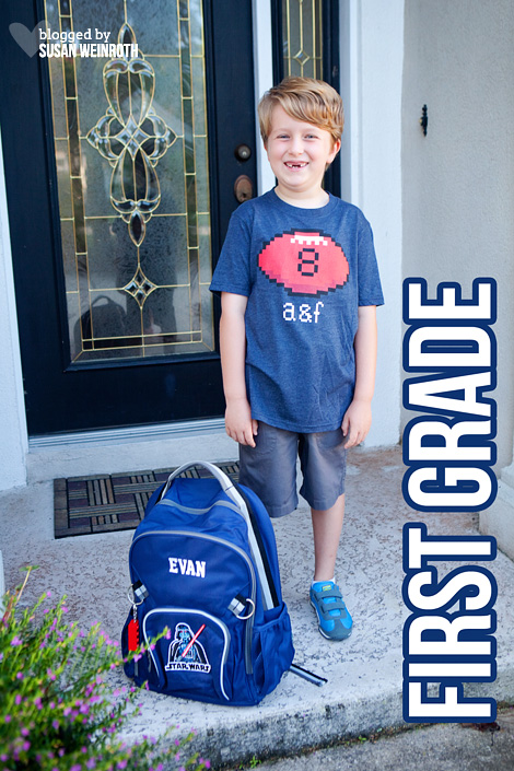 Blog -  evan first day