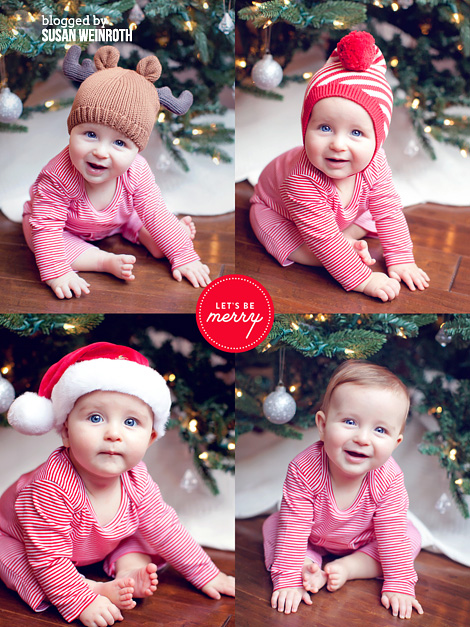 Blog - babys first christmas