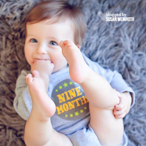 Blog - 9 months onesie 1