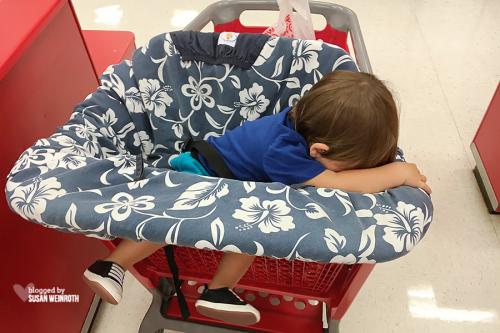 Blog - shop cart