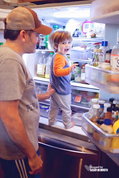 Blog - fridge shopping nash