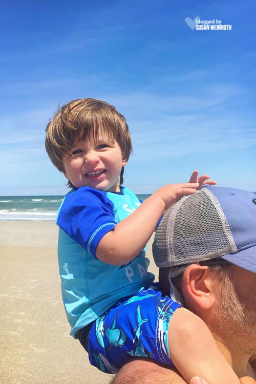 Blog - nash 22 months beach