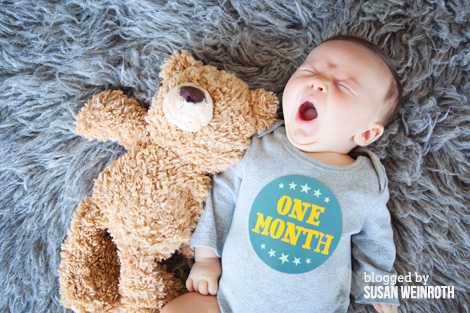 Blog - one month grey2