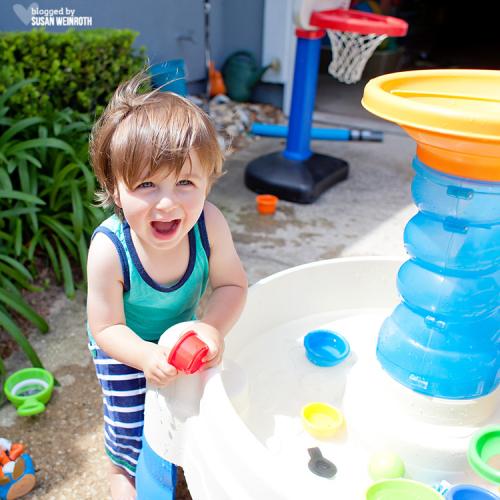 Blog - nash 23m water table