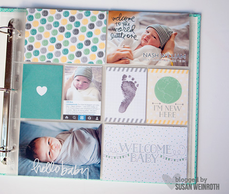 Blog - nash baby book cover
