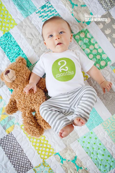 Blog - 2 months quilt