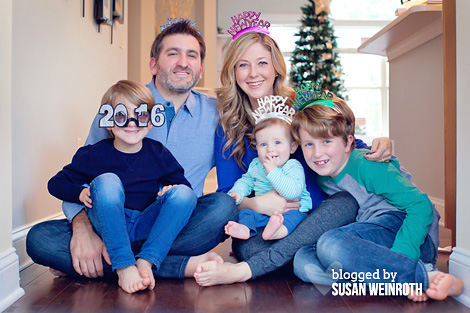 Blog - hello 2016 family new years photo