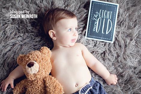 Blog - nash 8 months 1