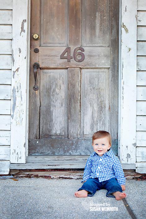 Blog - 9 months nash st augustine doorway